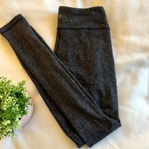 Lululemon Wunder Under Pant III Herringbone